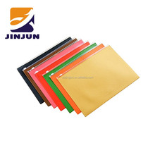 30*21.7cm office A4 file paper pocket holder bag assorted color