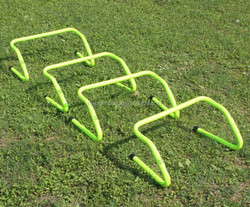 adjustable sports,fitness training agility hurdles