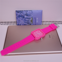 2015 Promotional Gifts Fashion Silicone quartz watch advance
