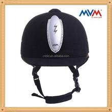 dial style size adjustable velvet material equestrian helmet all sizes S M L