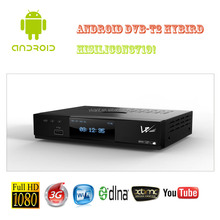 HISILI 3796 Android DVB-T2 H.265 Quad Core Satellite TV Decoder download free movies mp4