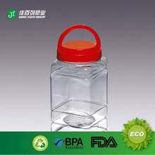 2014 China factory price hot sale rolling plastic container with handle