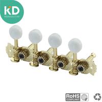 Mandolin parts machine head classic tuner tuning key 4 in line TA-002