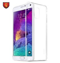 New Soft Slim Ultra Thin Colorful clear Rubber TPU GEL cover Case For Galaxy Note 5