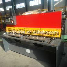 QC11Y 6x1500 Esquiladora hidráulica con diseño a guillotina
