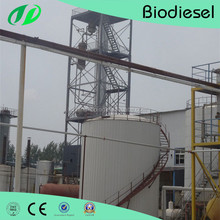 Complete technical process for sunflower seeds oil to biodiesel production line