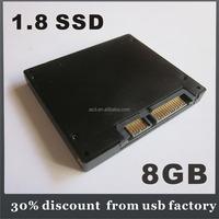 """low price 1.8"""" SSD 8GB"""