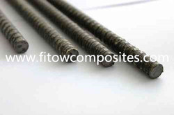 BFRP rebar/high modulus basalt fiber rebar for concrete cement reinforcement