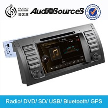 android car radio with DVD CD Mp3 VCD USB Canbus Gps Map
