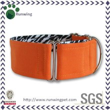 Heavy Duty Greyhound Martingale Dog Collars