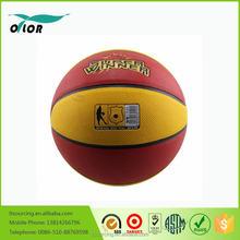 Latest unique design basketballs supermarket promotion items
