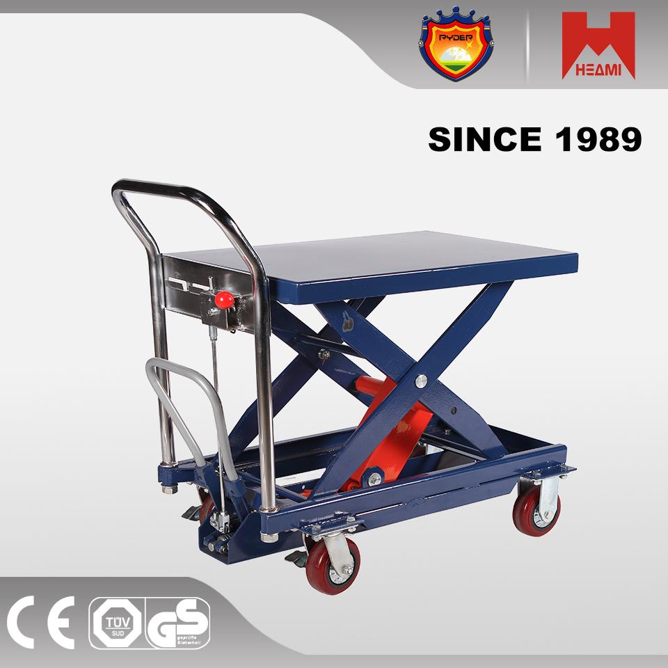 Mini Hydraulic Scissor Lift : Small hydraulic mini platform scissor lift buy