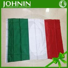 2015 di alta qualità schermo stampati personalizzati acquistare bandiera italiana