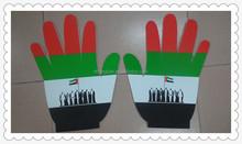 EVA Sports Fans Encourage EVA Cheer For Competitor Hand Foam Finger