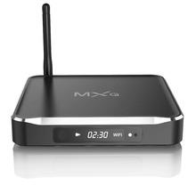 Latest Android tv box Amlogic M10 S812 antenna wifi external Quad kodi android tv box 4k 2gb better than M8 M8S M8C MXQ