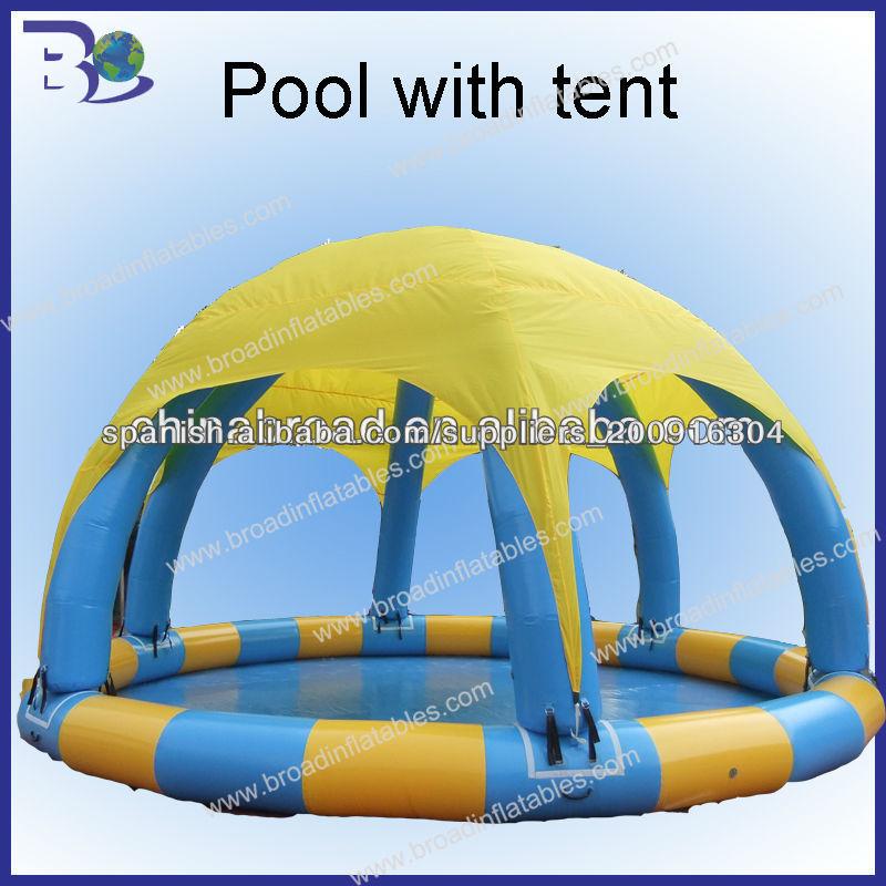 Tama o personalizado durable pvc lonas para piscinas - Tamanos de piscinas ...