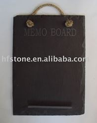 real black memo board
