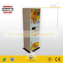 Wang dong coin to bill exchange machine/ coin exchange machine put on SHOPPING MALL