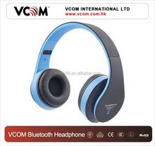 2015 VCOM Hot Sale Cheap OEM Bluetooth Stereo Headphone Headset