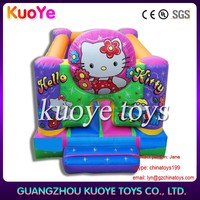 inflatable bouncy castle kitty,hot bouncing castle,cheap bouncy castle china
