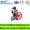 Stainless Steel Pneumatic Ball Valve 380V / DN15-300 Ball Valves 24V