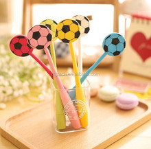 Stationery wholesale from China cute bendy ball pen