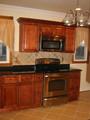 Maple de madeira maciça de armário da cozinha porta/madeira de borracha móveis de cozinha
