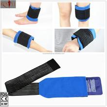 Reusable Hot Cold Gel Ice Pack Compress Wrap Neck Back Shoulder Knee
