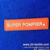 SUPER POMPIER red V-elcro/welcro/walcro/valcro Patch