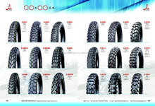 selling like hotcakes popular pattern 17-275 off road motorbike tyre