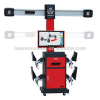 Good Function Lawrence X3D Electronic Wheel Alignment with CE