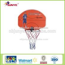 Junye hot product adjustable hanging basketball game