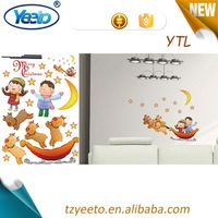 2015 family vinyl stickers,colorful decorative lace tape,laptop refrigerator wall stickers