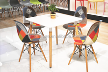 2015 modern hot sale dining chair wood made in China