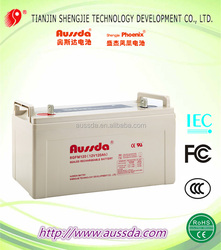 High Quality Deep Cycle Battery 12v 120ah deep cycle Solar battery
