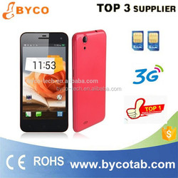 Most Popular cheap price quad core 5.0inch 3g android mobilephone