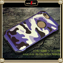 Custom-Made Camouflage Plastic Protective Cover