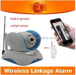 FDL-WF5 ip video alarm ptz wireless alarm accessories
