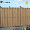 dog kennel solid fence panel