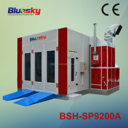 BSH-SP9200A Alibaba china CE used spray booth for sale/auto paint booth/car paints booth
