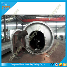 China advanced Scrap Plastic Pyrolysis Plant To Fuel Oil, Waste Tyre Recycling