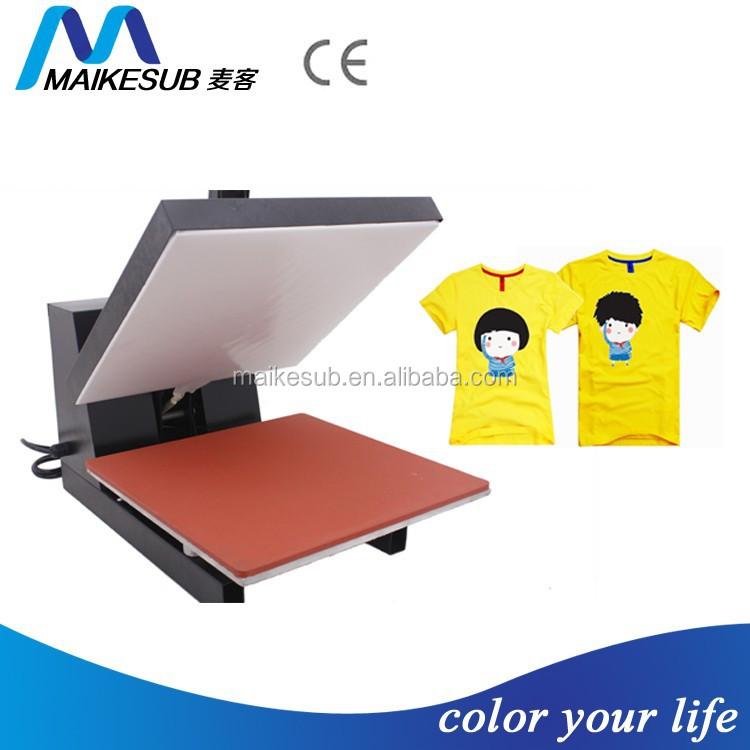 cheap t shirt press machine