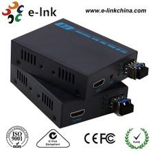94.5*73*26mm Dimension HDMI to Fiber Converter