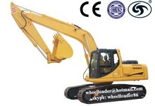 20 tons digger earth moving equipment hydraulic crawler excavator
