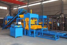 fly ash cement raw material block machine company for africa buyer