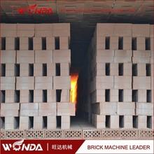 Red clay fired brick making machine price