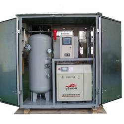 ZJA6KY 500 KV Power System Transformer Oil Dehydration Plant / Double Stage Vacuum Plant