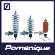 10kA 36kV Polymeric Housed Metal Oxide Distribution Type Lightning Arrester