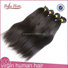 New products virgin remy Brazilian straight hair 6A quality black women hair
