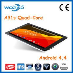 "New Model IPS 1280*800 10.1"" Tablet PC Allwinner A31s Quad-Core Slim Tablet"